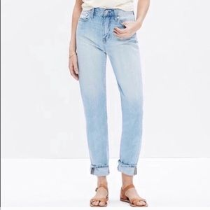Madewell The Perfect Summer Jean Sz 28